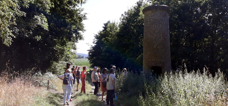 Visite Marais Vernier